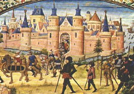 Il feudalesimo struttura gerarchica e titoli nobiliari for Piani di casa del vecchio mondo