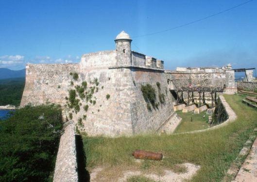Castello del Morro di Santiago de Cuba
