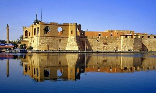Castello Rosso di Tripoli