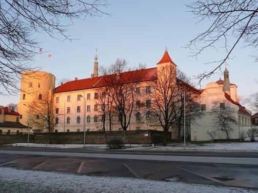 Riga-Castle