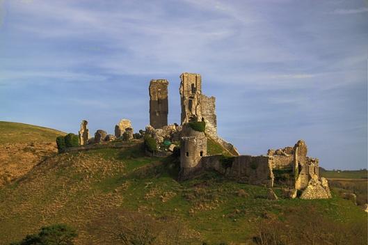 castello di Corfe