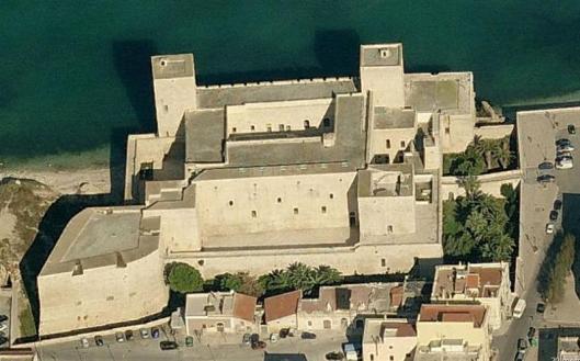 Castello Svevo di Trani..