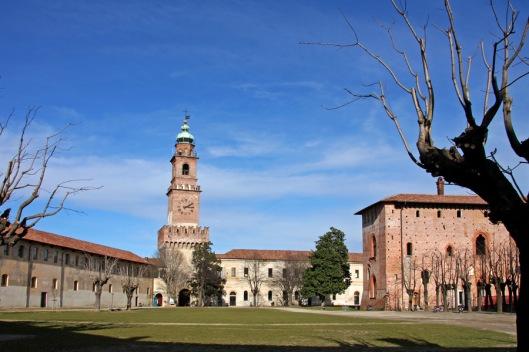 Castello di Vigevano