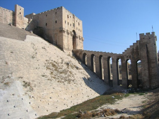 Castello di Aleppo