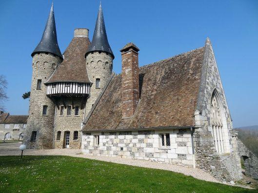Castello di Saint-Hilaire di Louviers