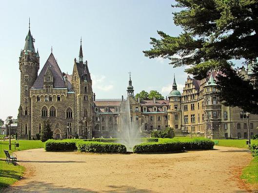 Castello di Moszna