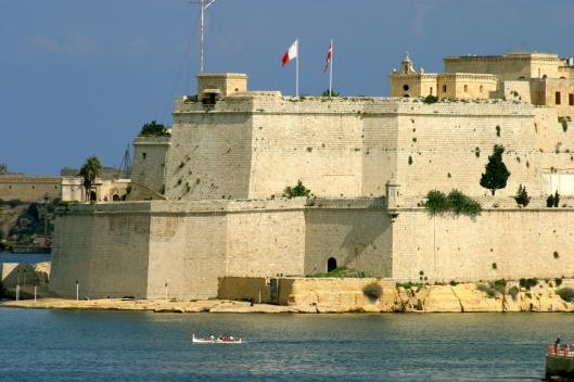 Castello di St Angelo di Malta