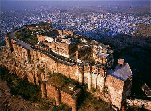 Fortezza Mehrangarh