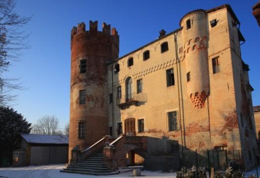 Castello di Monasterolo di Savigliano