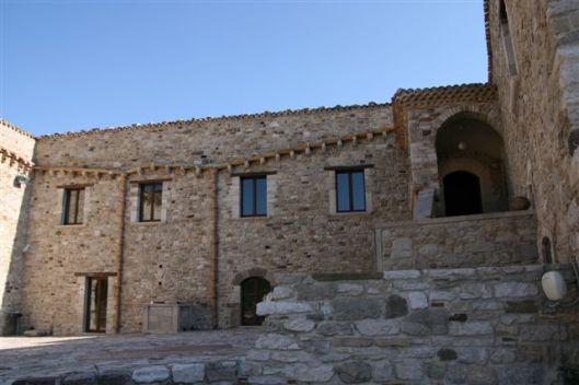 Castello di Civitacampomarano....