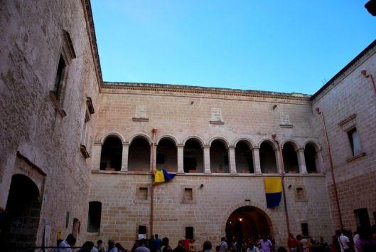 Castello Muscettola....