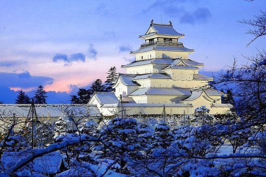 Castello Aizu-Wakamatsu