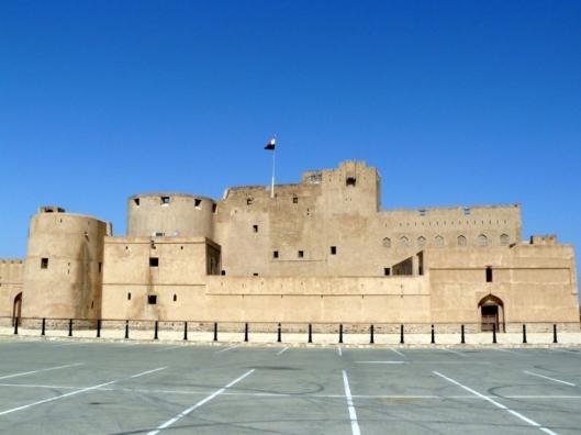 Castello di Jabrin