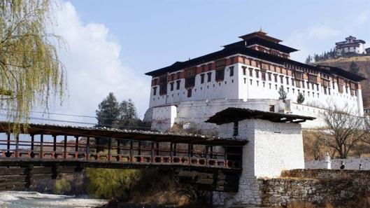 Castello Punakha