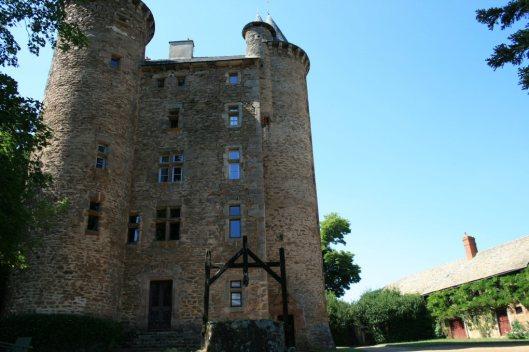 Château de Planèzes à La Primaube