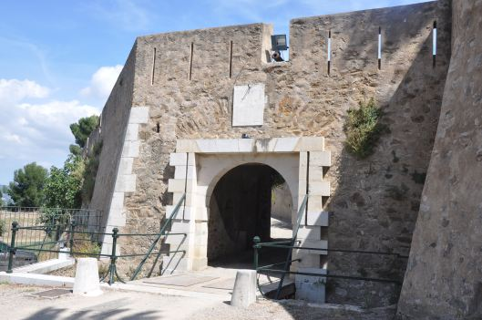 Fortezza di Saint-Tropez