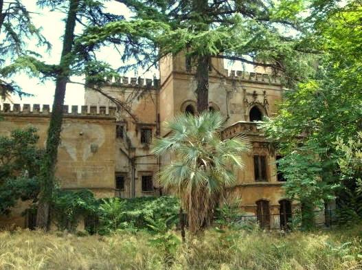 Castello Alliata di Pietratagliata