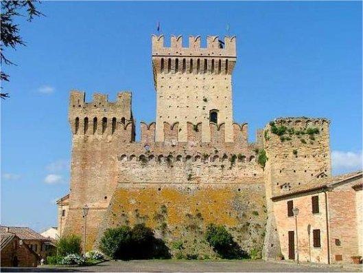 Castello di Offagna