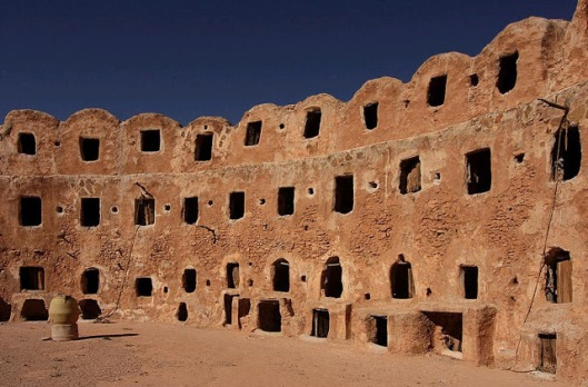 Castello di Qasr-Hadj